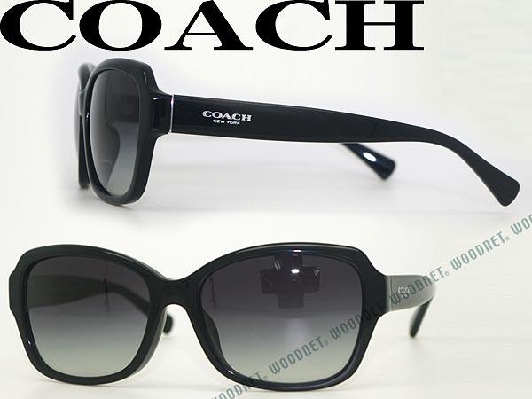 COACH サングラス コーチ グラデーションブラック HC8160F-500211 ブランド/メンズ&レディース/男性用&女性用