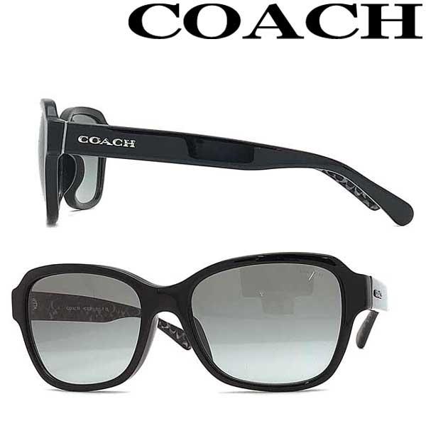 COACH サングラス コーチ レディース グラデーションブラック HC8232F-551011 ブランド
