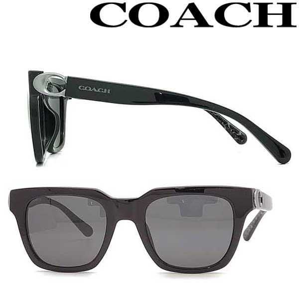 COACH サングラス コーチ レディース ブラック HC8240F-551087 ブランド