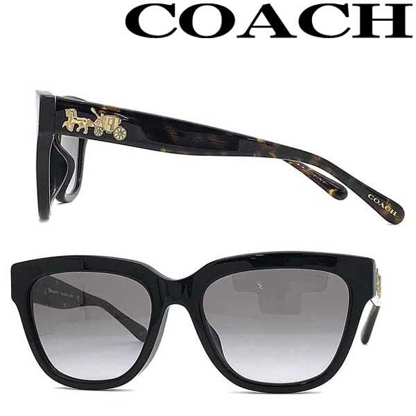 COACH サングラス コーチ レディース グラデーションブラウン HC8262F-500211 ブランド