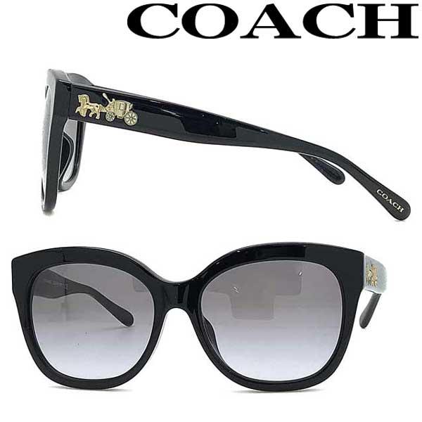 COACH サングラス コーチ レディース グラデーションブラウン HC8264F-500211 ブランド