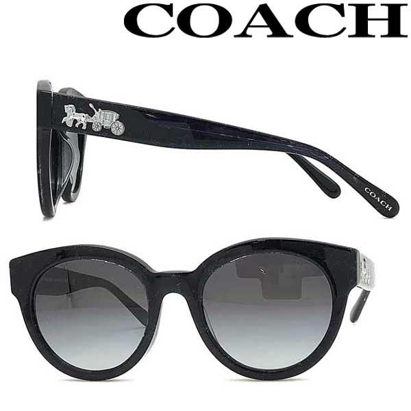 COACH サングラス コーチ レディース グラデーションブラック HC8265F-55468G ブランド