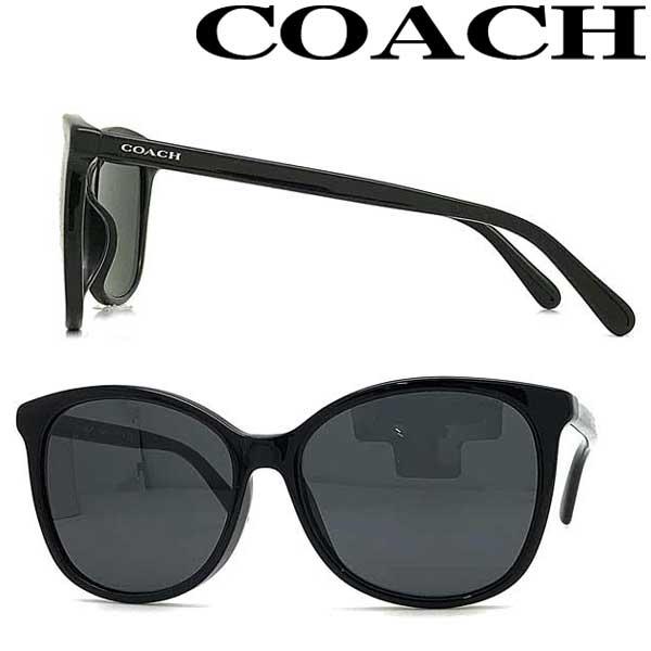 COACH サングラス コーチ レディース ブラック HC8271U-500287 ブランド