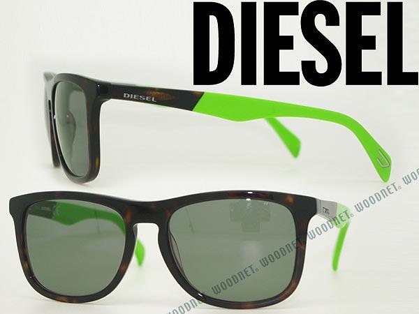 DIESEL ディーゼル サングラス ブラック DL-0162-52N ブランド/メンズ&レディース/男性用&女性用/紫外線UVカットレンズ/ドライブ/釣り/アウトドア/おしゃれ