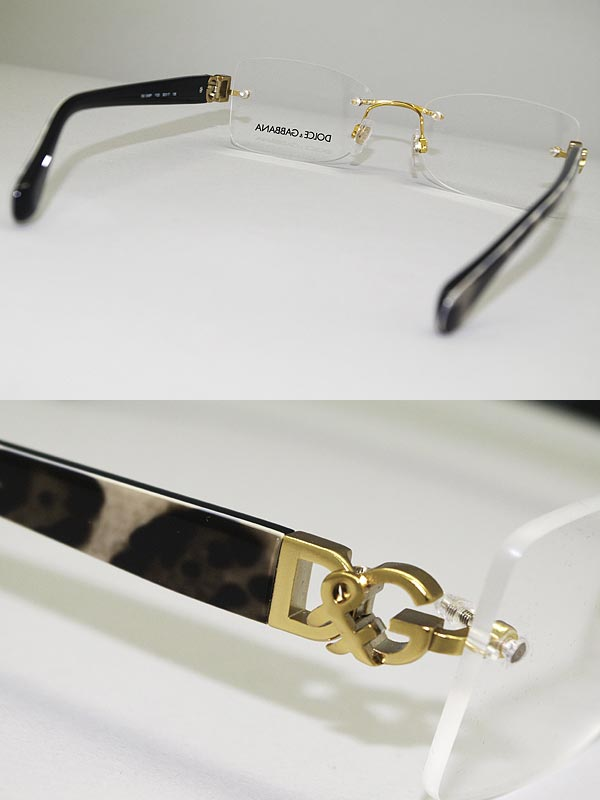 a528854590a0 DOLCE  GABBANA glasses rim protection   HCI no gold-type Dolce   Gabbana d    g glasses frames glasses 0 DG-1240P-1123 WN0046 brand and men s   women s  ...