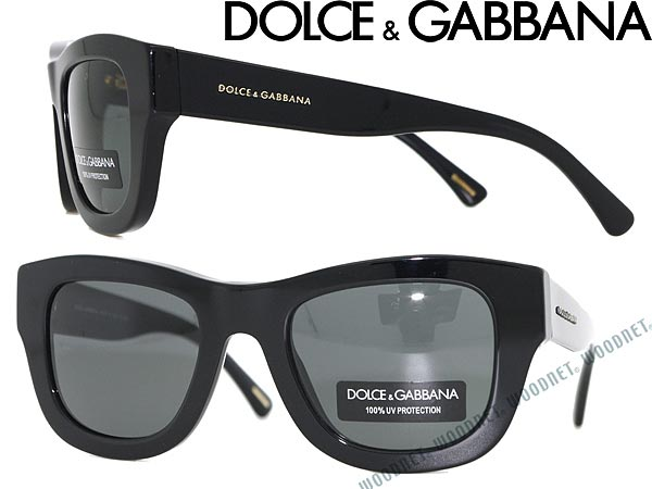 1a587b184fd woodnet  Dolce  amp amp  Gabbana sunglasses black DOLCE  amp GABBANA ...