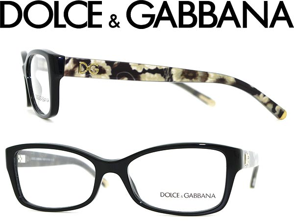 499eb253f7 D  amp  g glasses black x floral DOLCE  GABBANA Dolce  amp  Gabbana glasses  frames glasses 0DG-3119-1926 □ □ price □ □ WN0045 branded mens  amp  ...