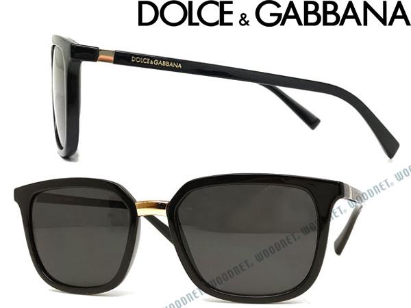 DOLCE&GABBANA サングラス ドルチェ&ガッバーナ メンズ&レディース ブラック 0DG-6114-501-87 ブランド