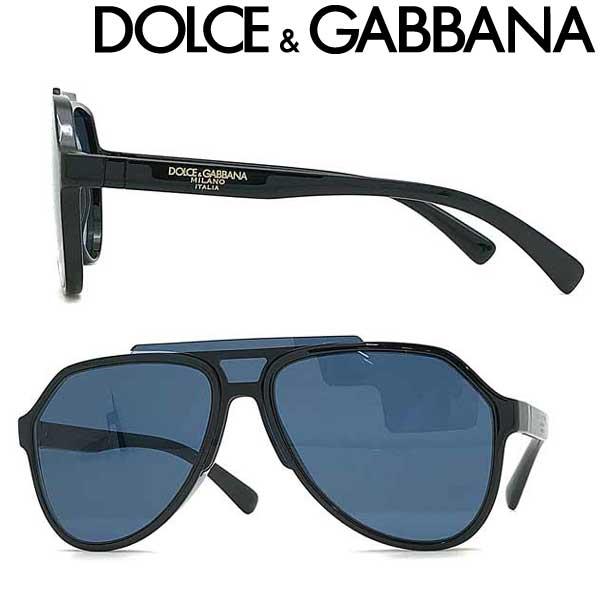 DOLCE&GABBANA サングラス ドルチェ&ガッバーナ メンズ&レディース ブルーティアドロップ 0DG-6128-501-80 ブランド