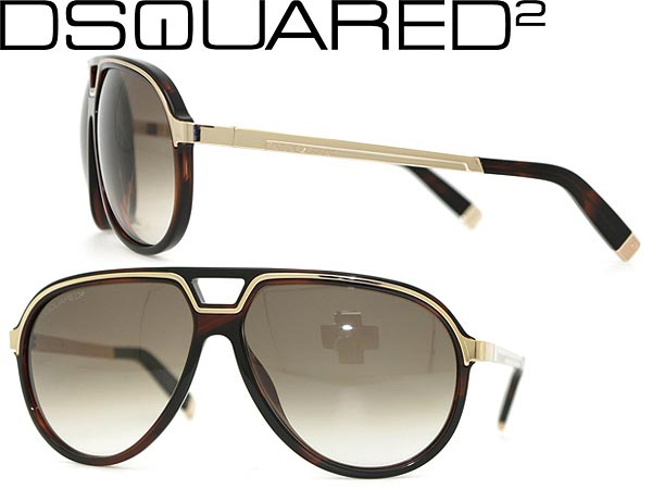 31ca745287008b Branded mens   ladies   men 0DQ-0060-56F dsquared gradation Brown sunglasses  DSQUARED2 for   woman sex for   ultraviolet UV kathrens   drive   fishing  ...