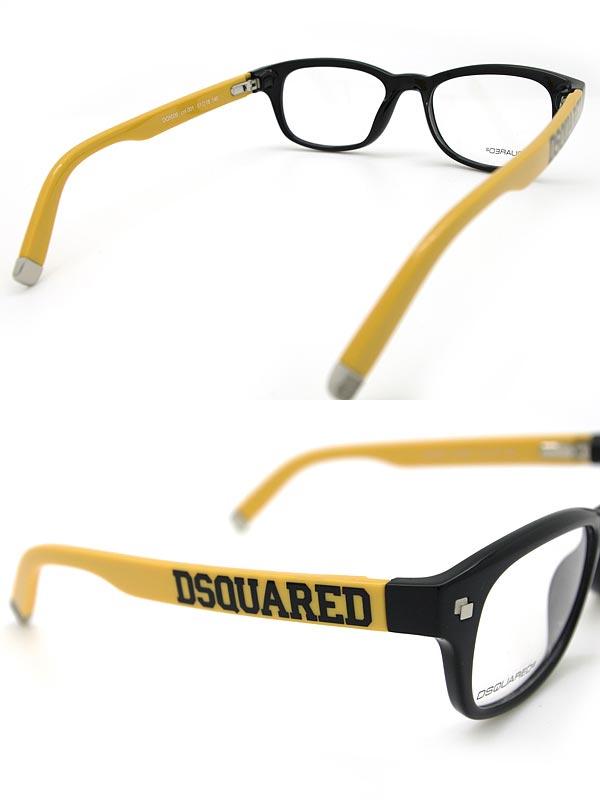 woodnet   Rakuten Global Market: DSQUARED2 eyewear black x light ...