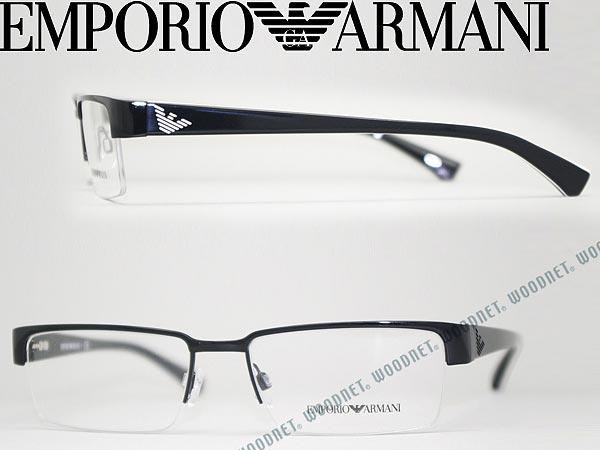 3de9292a2df2 EMPORIO ARMANI Emporio Armani glasses black glasses frames glasses EA-1006-3088  WN0054 branded mens   ladies   men for   woman sex for and once with ITA ...