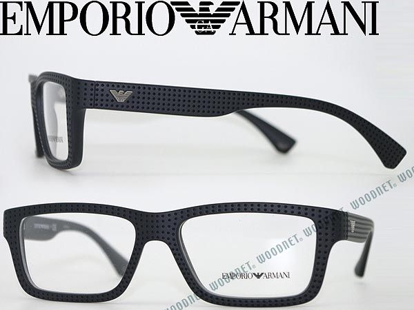 43061ef7c72 EMPORIO ARMANI glasses frames matte black square type Emporio Armani  eyeglasses glasses EA-3019-5063 WN0054 branded mens  amp  ladies   men for   amp  ...