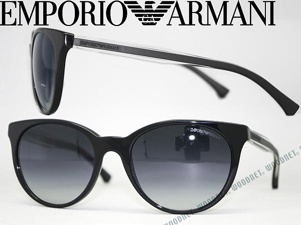 caa300a6e6d EMPORIO ARMANI sunglasses gradient black Emporio Armani EMP-EA-4003-5017-8G  branded mens  amp  ladies   men for  amp  woman sex for and ultraviolet UV  ...