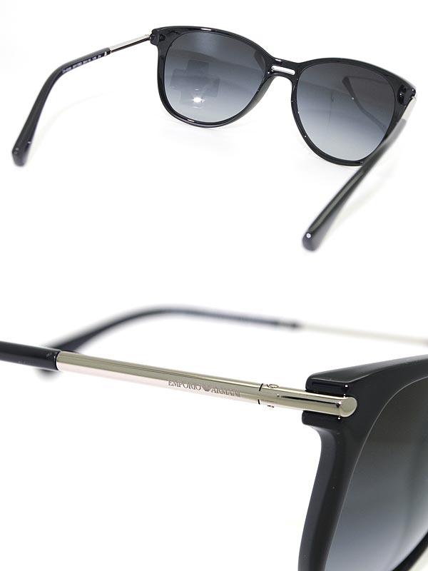 供供太陽眼鏡EMPORIO ARMANI guradeshomburakkuemporioarumani EMP-EA-4006-5017-8G名牌/人&女士/男性使用的&女性使用的/紫外線UV cut透鏡/開車兜風/釣魚/戶外/漂亮的/時裝