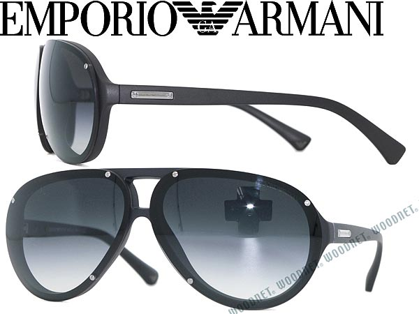 9acf6ae55b7 Emporio Armani sunglasses gradient black tear drop EMPORIO ARMANI EMP-EA- 4010-5042-8G WN0051 branded mens   ladies   men for   woman sex for and  ultraviolet ...
