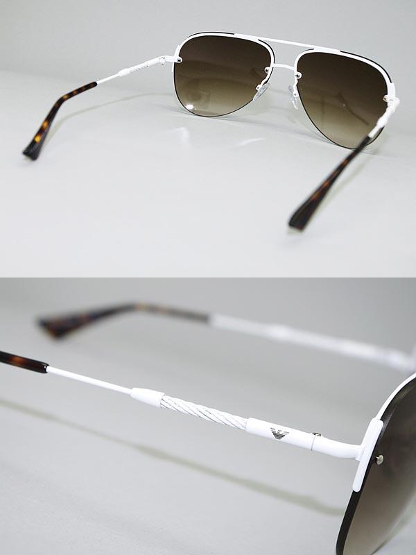EMPORIO ARMANI 그라데이션브라운티아드롭상라스엔포리오아르마니 EMP-EA-9723-S-DMV-02 브랜드/맨즈&레이디스/남성용&여성용/자외선 UV컷 렌즈/드라이브/낚시/아웃도어/멋쟁이/패션
