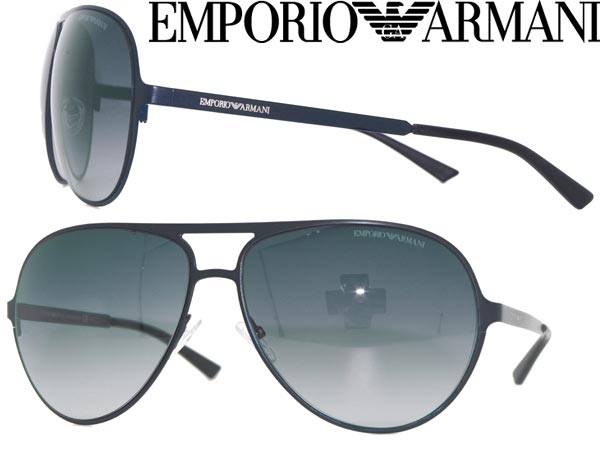 2e89c3aaba EMPORIO ARMANI sunglasses gradient blue tear drop Emporio Armani  EMP-EA-9809-S-5R1-JJ WN0037 branded mens   ladies   men for   woman sex for  and ultraviolet ...