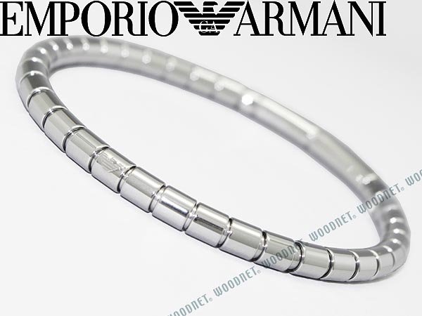 Woman Business For Bracelet Emporio Armani Eagle Logo Silver Accessories Egs1698040 Wn0041 Brand Men Lady S
