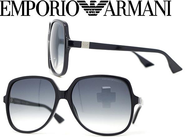 供供層次黑色太陽眼鏡EMPORIO ARMANI emporioarumani EMP-EA-9681-S-PJP-UA名牌/人&女士/男性使用的&女性使用的/紫外線UV cut透鏡/開車兜風/釣魚/戶外/漂亮的/時裝