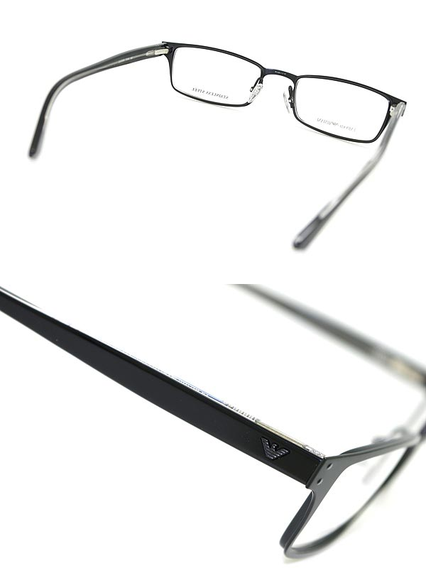woodnet   Rakuten Global Market: Emporio Armani eyeglass frame ...