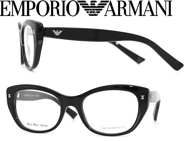 bb3c06527f Glasses EMPORIO ARMANI Fox-Black Emporio Armani glasses frames glasses  EMP-EA-9864-807 branded mens   ladies   men for   woman sex for and degrees  with ITA ...