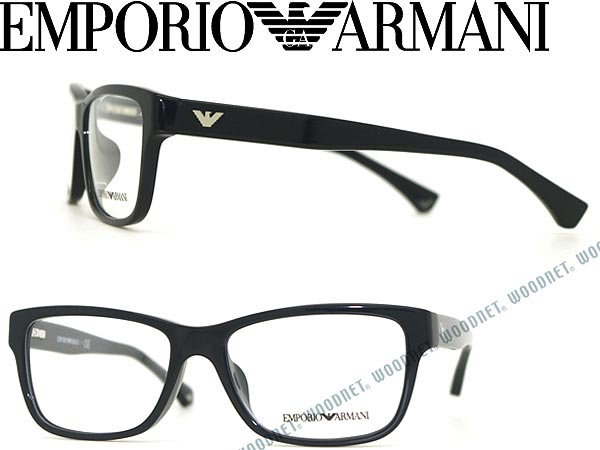 a1e5d378650 Emporio Armani an EMPORIO ARMANI glasses frames glasses black glasses EA -3051F-5017 branded mens   ladies   men   for women for   grade of eyeglass  lens ...