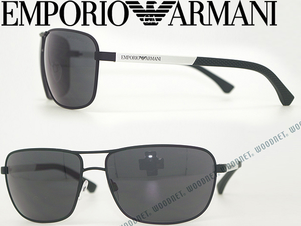 b7d07a61957e Emporio Armani EMPORIO ARMANI black sunglasses EA2033-309487 brand mens    ladies   men for   woman sex for   UV UV kathrens   drive   fishing    outdoors ...