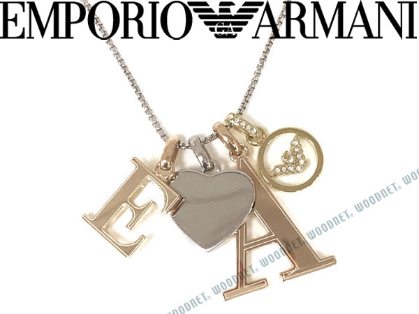buy online 2f80a 020bd EMPORIO ARMANI ネックレス エンポリオアルマーニ キーケース ...