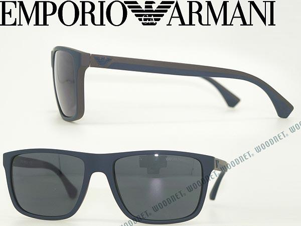 エンポリオアルマーニ EMPORIO ARMANI ブラック サングラス EMP-EA-4033-523087 ブランド/メンズ&レディース/男性用&女性用/紫外線UVカットレンズ/ドライブ/釣り/アウトドア/おしゃれ