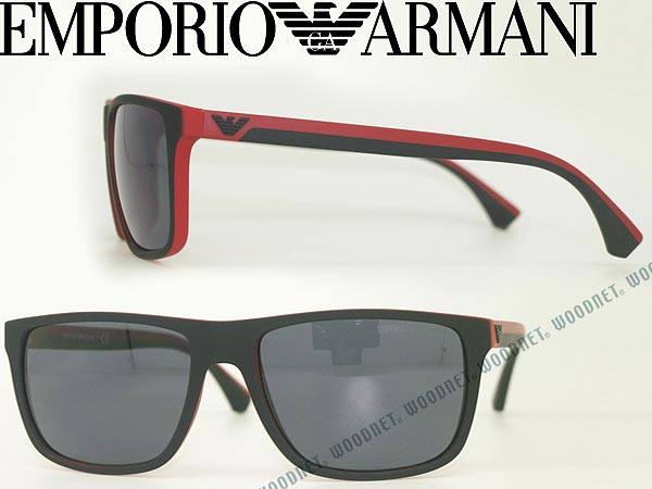 9f79d1a525f20 Emporio Armani EMPORIO ARMANI black sunglasses EMP-EA-4033-532487  brand mens   ladies   men for   woman sex for   ultraviolet UV kathrens    drive   fishing ...