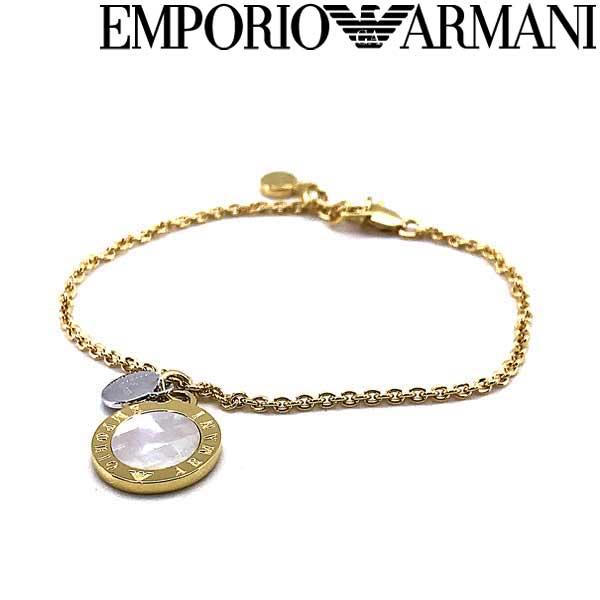 EMPORIO ARMANI ブレスレット エンポリオアルマーニ メンズ&レディース ゴールド EG3419710 ブランド