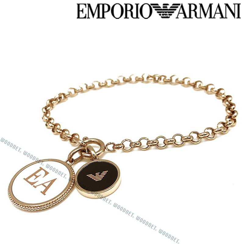 EMPORIO ARMANI ブレスレット エンポリオアルマーニ メンズ&レディース ゴールド EGS2583221 ブランド