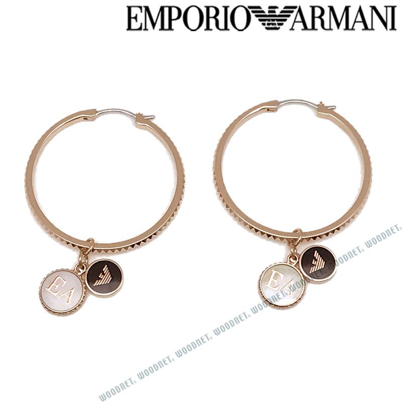 EMPORIO ARMANI ピアス エンポリオアルマーニ メンズ&レディース ゴールド EGS2584221 ブランド