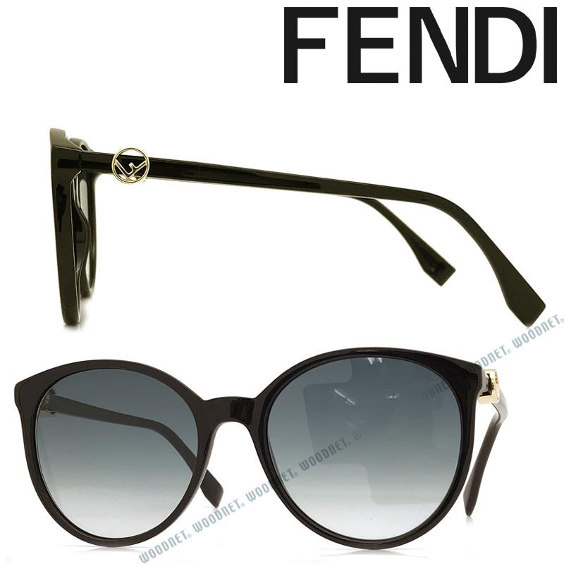 FENDI サングラス フェンディ メンズ&レディース グラデーションブルー FF-0288-807-08 ブランド