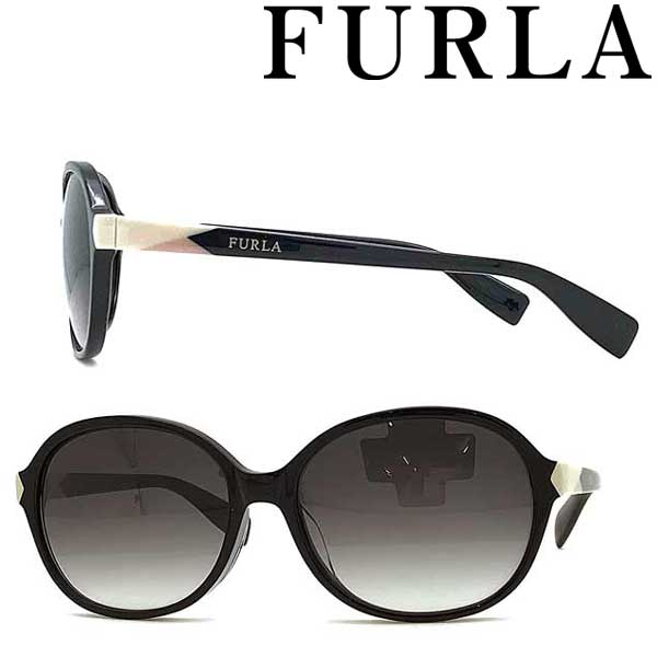 FURLA サングラス フルラ レディースグレーグラデーション SFU-379J-0700 ブランド