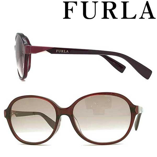 FURLA サングラス フルラ レディースベージュグラデーション SFU-379J-0954 ブランド