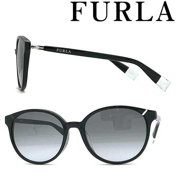 FURLA サングラス フルラ レディーススモークグラデーション SFU-381J-0Z50 ブランド