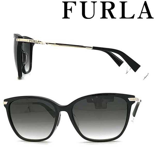 FURLA サングラス フルラ レディースグレーグラデーション SFU-384J-0700 ブランド