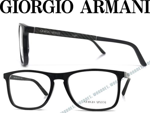 GIORGIO ARMANI めがね ジョルジオアルマーニ メガネフレーム 眼鏡 ブラック ARM-GA-7119-5017 ブランド/メンズ&レディース/男性用&女性用/度付き・伊達・老眼鏡・カラー・パソコン用PCメガネレンズ交換対応