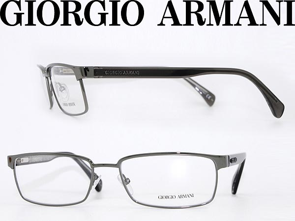 woodnet | Rakuten Global Market: GIORGIO ARMANI glasses Gunmetal ...