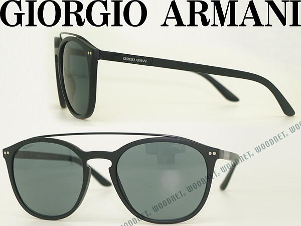GIORGIO ARMANI サングラス ジョルジオアルマーニ ARM-GA-8088-5017-11 グラデーションブラック ブランド/メンズ&レディース/男性用&女性用/紫外線UVカットレンズ/ドライブ/釣り/アウトドア/おしゃれ