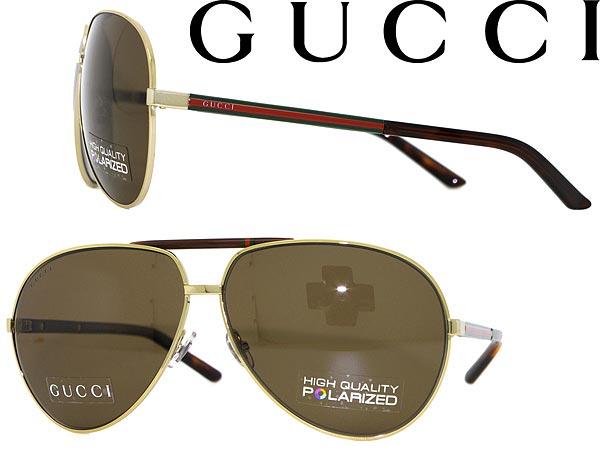 GUCCI サングラス ブラウン 偏光レンズ グッチ GUC-GG-1933-S-EW0-SP ブランド/メンズ&レディース/男性用&女性用/紫外線UVカットレンズ/ドライブ/釣り/アウトドア/おしゃれ:WOODNET 店