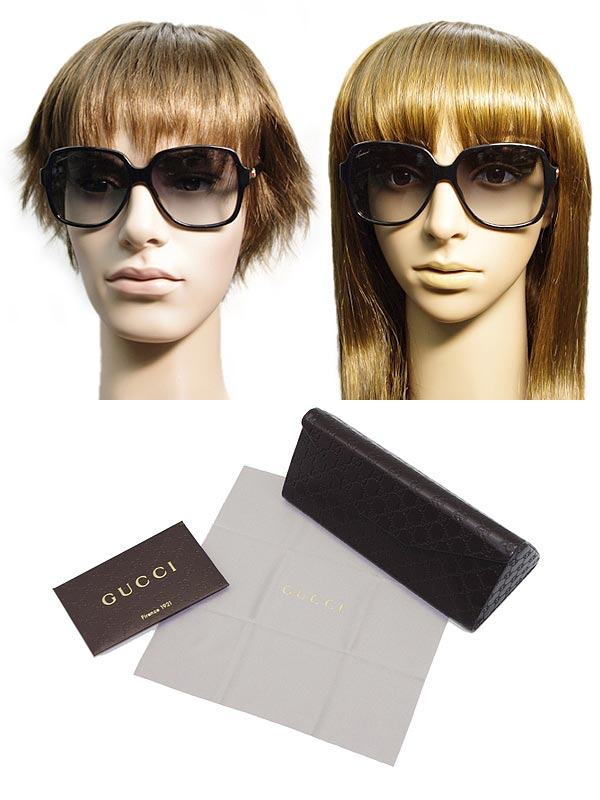 供供古馳太陽眼鏡層次黑色GUCCI GUC-GG-3582-S-807-JJ名牌/人&女士/男性使用的&女性使用的/紫外線UV cut透鏡/開車兜風/釣魚/戶外/漂亮的/時裝