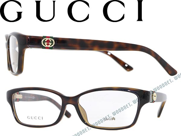 1310231aa5f Gucci glasses tortoiseshell Brown GUCCI eyeglasses frame glasses GG-3670F-DWJ  WN0054 branded mens   ladies   men for   woman sex for and once with ITA ...
