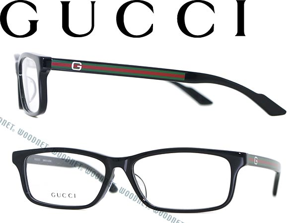 eb680c9b5be5 Glasses GUCCI black Gucci eyeglass frames eyeglasses GG-9091J-29A WN0054  branded/mens ...