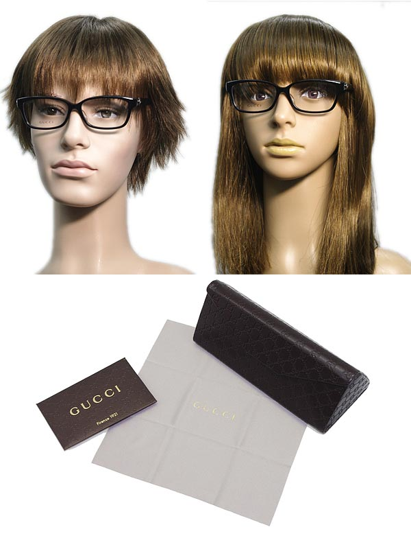 05768850670 GUCCI glasses black Gucci eyeglass frames eyeglasses GG-9108F-4UP WN0054  branded mens  amp  ladies   men for  amp  woman sex for and once with ITA  reading ...