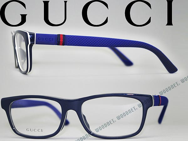 gucci eyeglasses navy gucci glasses frames glasses gg 9108f 4uv wn0054 brandedmens