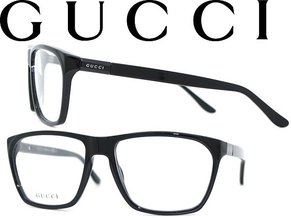f20d1e7240fc3 GUCCI glasses black Gucci eyeglass frames eyeglasses GUC-GG-1005-00S  branded  ...