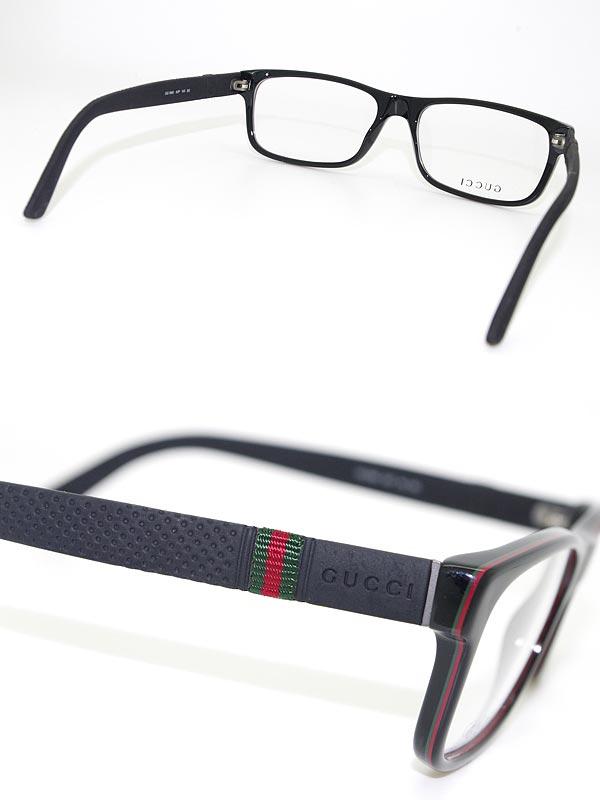 古奇眼鏡框架黑色方形古奇眼鏡眼鏡泰爾-GG-1066年-4UP 品牌/男士與女士們 / 男子 & 女孩性為,一旦與 ITA 閱讀眼鏡顏色 PC PC 鏡片鏡頭更換為晶狀體置換是 6800 日元 ~